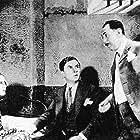 Bach, Hélène Hallier, and Noël-Noël in La prison en folie (1931)