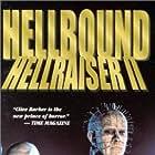 Doug Bradley and Barbie Wilde in Hellbound: Hellraiser II (1988)