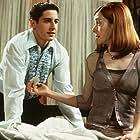 Jason Biggs and Alyson Hannigan in American Pie (1999)