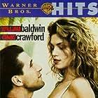 William Baldwin and Cindy Crawford in Fair Game (1995)