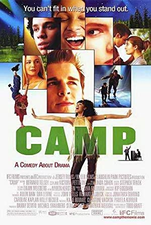 Camp Poster Image