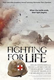 Fighting for Life Poster