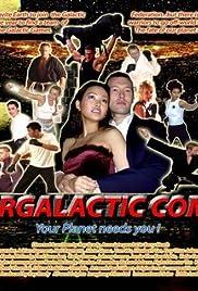 Intergalactic Combat Poster