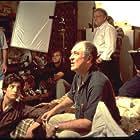 Bernardo Bertolucci and Louis Garrel in The Dreamers (2003)