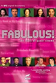 Fabulous! The Story of Queer Cinema(2006) Poster - Movie Forum, Cast, Reviews