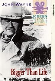 Movies downloadable for mobile John Wayne: Bigger Than Life [Mp4]