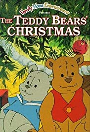 The Teddy Bears' Christmas Poster