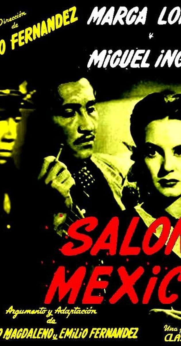 Subtitle of Salón México