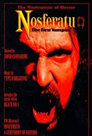 Nosferatu: The First Vampire Poster