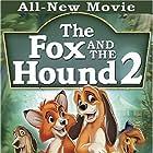 Patrick Swayze, Reba McEntire, Jonah Bobo, and Harrison Fahn in The Fox and the Hound 2 (2006)