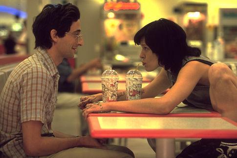 Milla Jovovich and Adrien Brody in Dummy (2002)