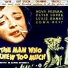 """""""Man Who Knew Too Much, The"""" Color Poster Gaumont British"""