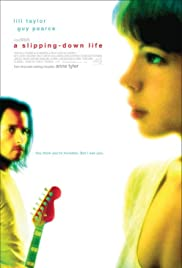 A Slipping-Down Life Poster