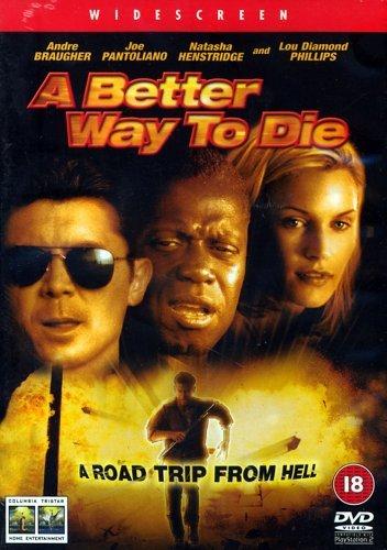 Natasha Henstridge, Lou Diamond Phillips, Scott Wiper, and Andre Braugher in A Better Way to Die (2000)