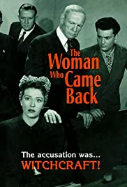 Woman Who Came Back(1945) Poster - Movie Forum, Cast, Reviews