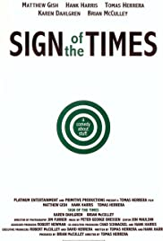 Sign of the Times Poster
