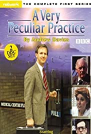 A Very Peculiar Practice Poster - TV Show Forum, Cast, Reviews