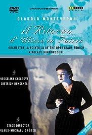 Il ritorno d'Ulisse in patria Poster
