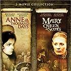 Richard Burton, Vanessa Redgrave, Geneviève Bujold, and Glenda Jackson in Anne of the Thousand Days (1969)
