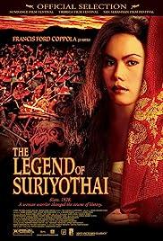 The Legend of Suriyothai Poster