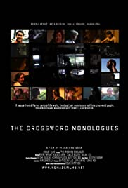 The Crossword Monologues Poster