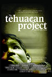 The Tehuacan Project Poster