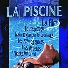 Alain Delon, Romy Schneider, and Maurice Ronet in La piscine (1969)