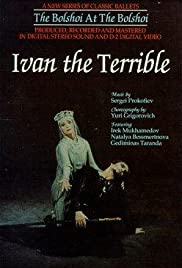 Ivan the Terrible Poster