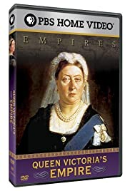 Queen Victoria's Empire Poster