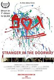 Stranger in the Doorway Poster