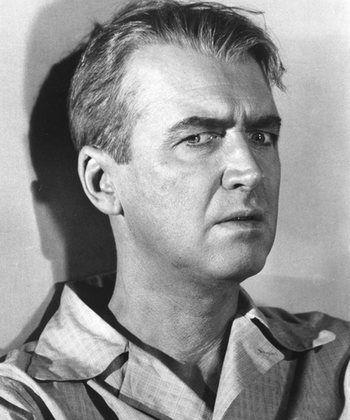 """Vertigo"" James Stewart 1958 Paramount"