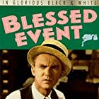 Lee Tracy in Blessed Event (1932)
