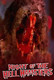 Night of the Hell Hamsters Poster