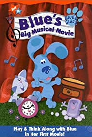 Aleisha Allen, Cameron Bowen, Traci Paige Johnson, Kelly Nigh, Cody Ross Pitts, and Evan Dorfman in Blue's Big Musical Movie (2000)