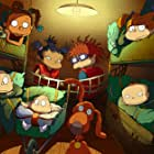 Bruce Willis, Nancy Cartwright, Tara Strong, Cheryl Chase, Elizabeth Daily, Dionne Quan, Kath Soucie, and Cree Summer in Rugrats Go Wild (2003)