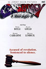 Primary photo for Conspiracy: The Trial of the Chicago 8