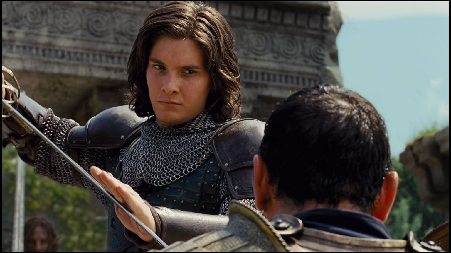 Ben Barnes in The Chronicles of Narnia: Prince Caspian (2008)
