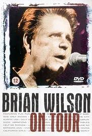 Brian Wilson on Tour Poster