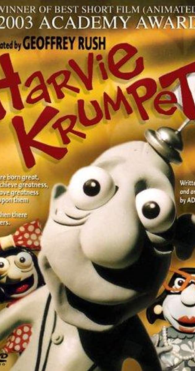 Harvie Krumpet 2003 Imdb