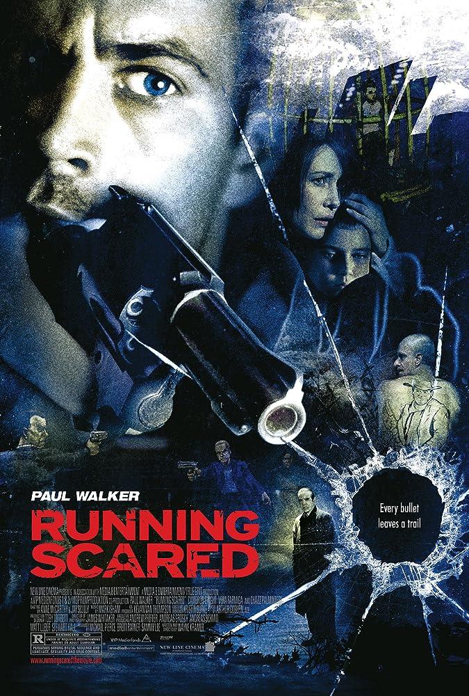 Poster film Running Scared (2006).
