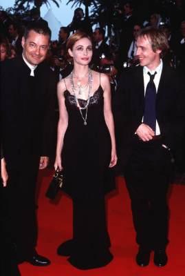 Emmanuelle Béart, Jean-Pierre Jeunet, and Arnaud Desplechin