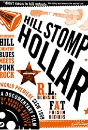 Hill Stomp Hollar Poster