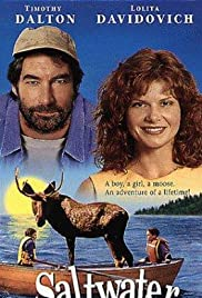 Salt Water Moose Poster
