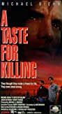 A Taste for Killing (1992) Poster