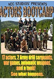 Actors Boot Camp Poster