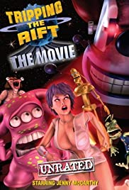 Tripping the Rift: The Movie(2008) Poster - Movie Forum, Cast, Reviews