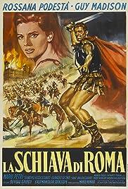 Slave of Rome(1961) Poster - Movie Forum, Cast, Reviews