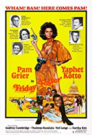 Friday Foster(1975) Poster - Movie Forum, Cast, Reviews