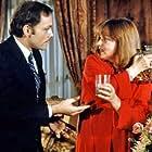 Patrick Dewaere and Jeanne Moreau in Mille milliards de dollars (1982)