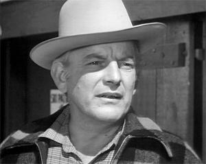 Denver Pyle in Ripcord (1961)